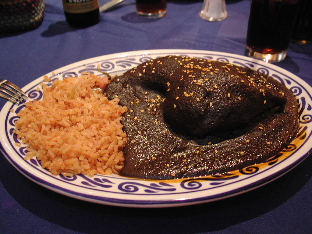 Mole Poblano | Flickr - Photo Sharing!