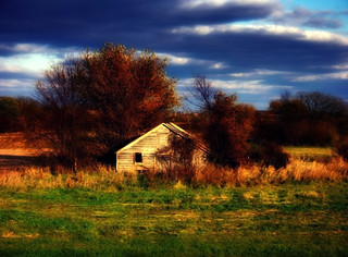 October Barn | by Accretion Point
