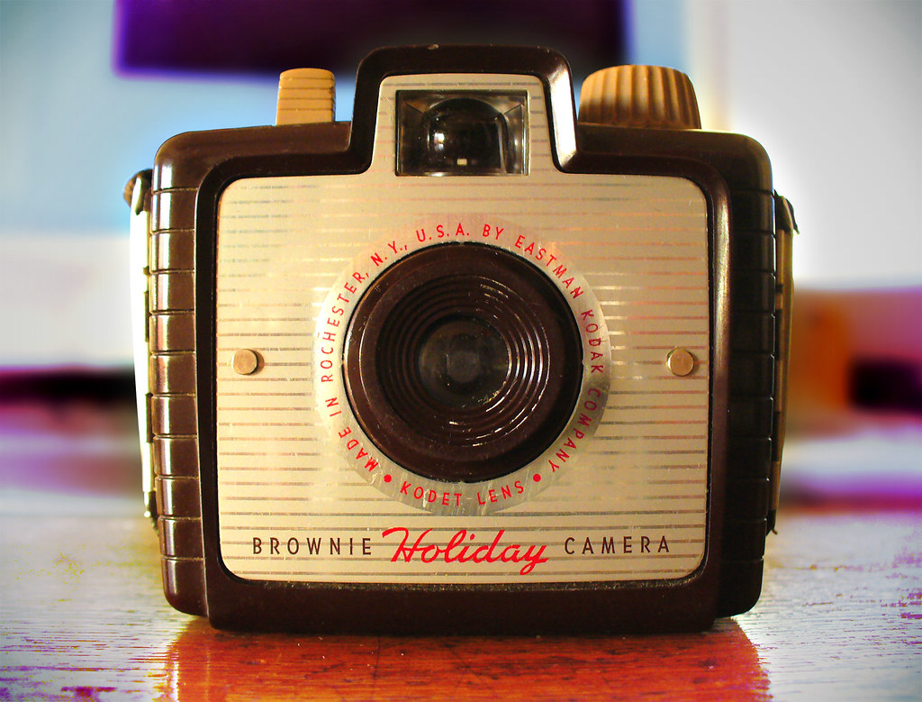 Brownie camera | David Jubert | Flickr