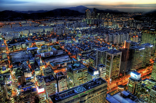 The Seoul of a Sunset | by Stuck in Customs