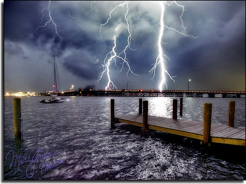 Lightning Over Barnegat Bay | by MikeJonesPhoto