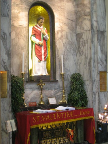 St. Valentine's Statue @Whitefriar Street Church | by jacobvo