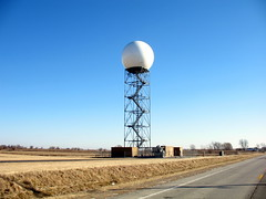 ILX - Central Illinois Doppler Radar - NOAA | by HAM guy
