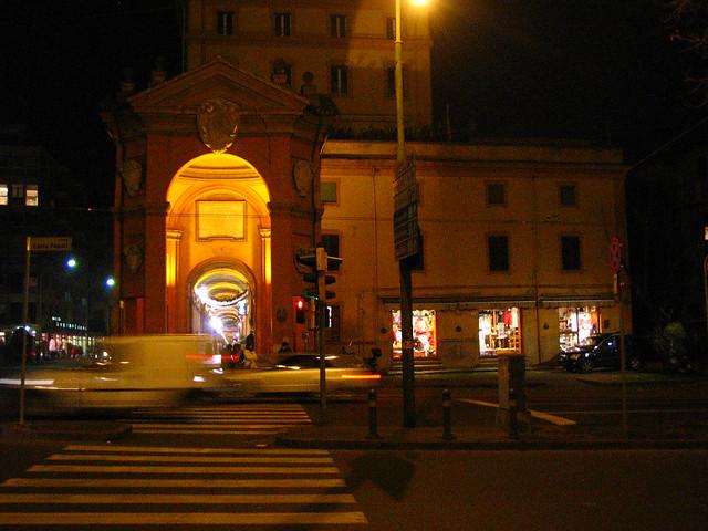 Porta saragozza bologna a bologna in attesa di - Piazza di porta saragozza bologna ...