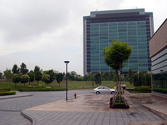 Administrative Building of Huawei Technologies