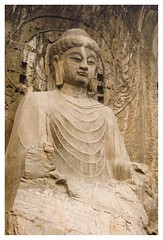 Longmen Shiku 01 (Dragons Gate Grottoes)