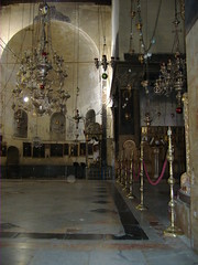 Siege of the Church of the Nativity in Bethlehem