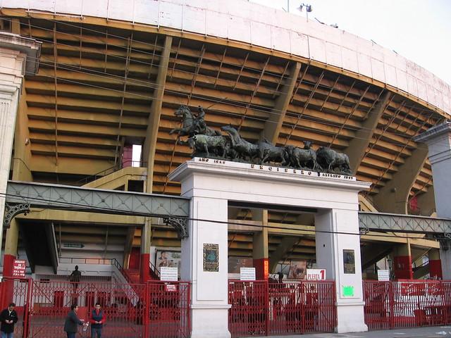Monumental Plaza México