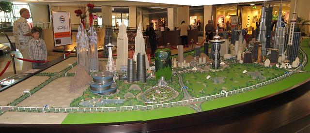 Dubailand model
