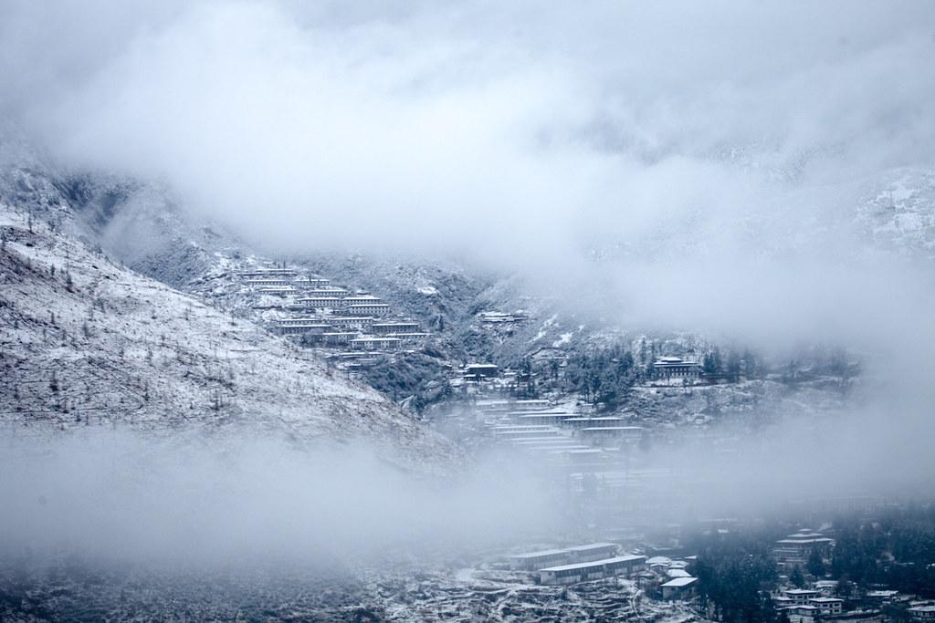 Snow Day- Bhutan