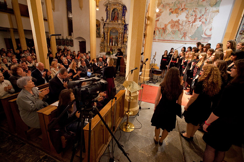 Otvoritev festivala - Škofijska klasična gimnazija