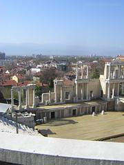 Théâtre romain de Plovdiv
