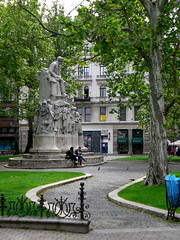Praça Vörösmarty