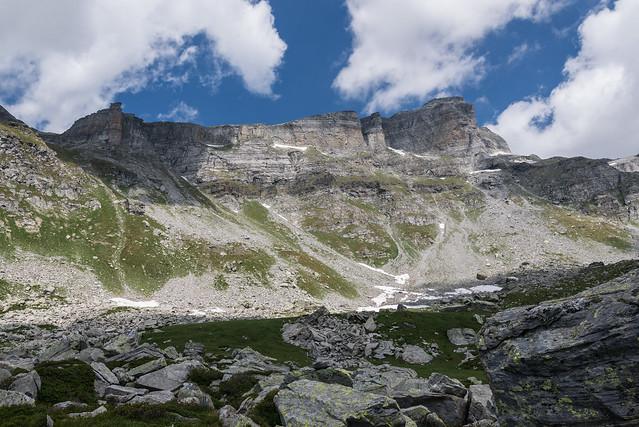 Torre Vitali e Cima della Piodelle - Alpe Veglia