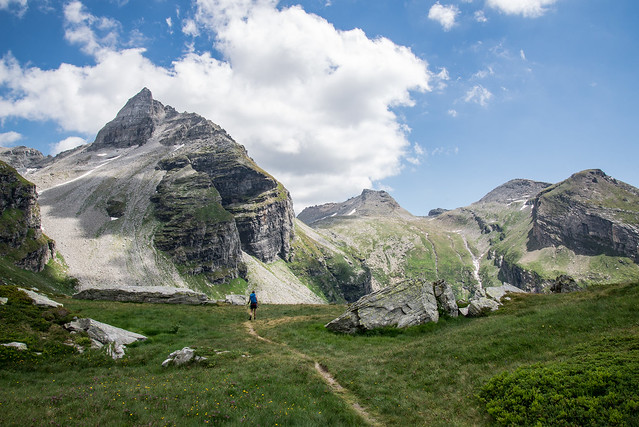 Pizzo Moro - Alpe Veglia