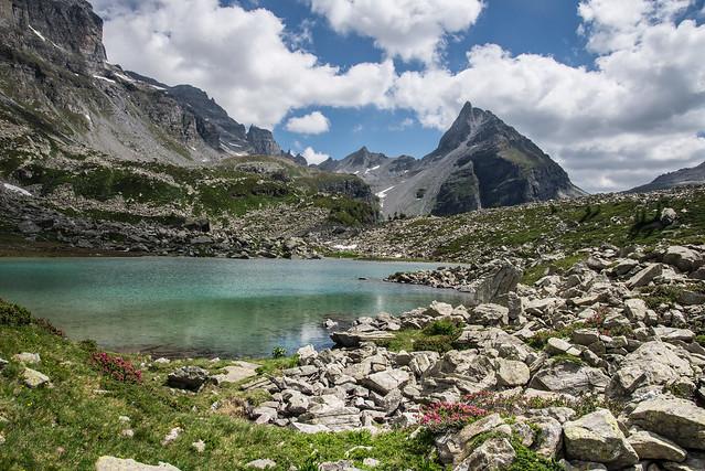 Lago Bianco Pizzo Moro - Alpe Veglia
