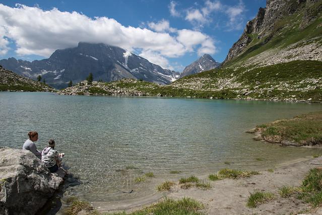 Picnic al Lago Bianco - Alpe Veglia