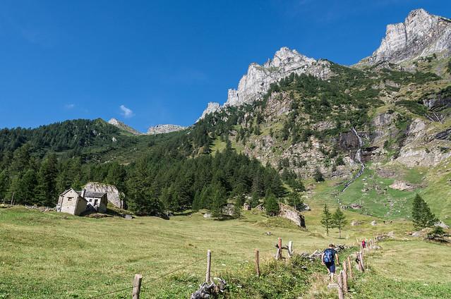 Alpe Campo - San Domenico
