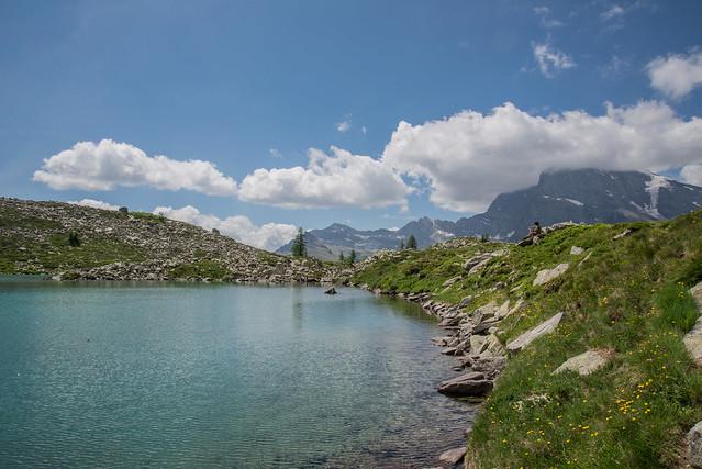 Lago Bianco - Alpe Veglia