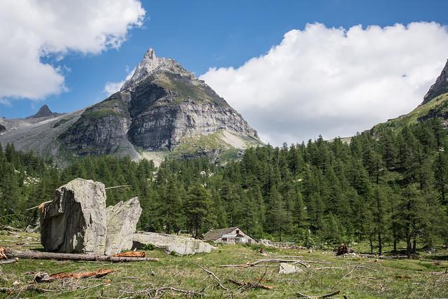 Pian dul Scric e Pizzo Moro - Alpe Veglia