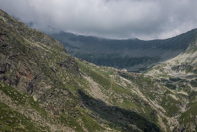 Anello delle dighe della Valle Antrona - Diga di Camposecco