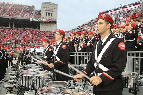 2018 Ohio State University Marching Band