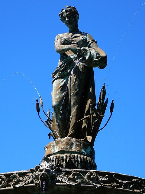 Victorian Jubilee fountain