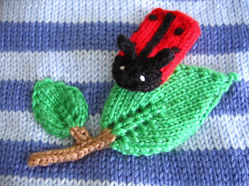 Buggy finger puppet | by Anny Purls