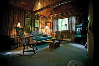 Marsh Hollow - interior | by wiseacre photo