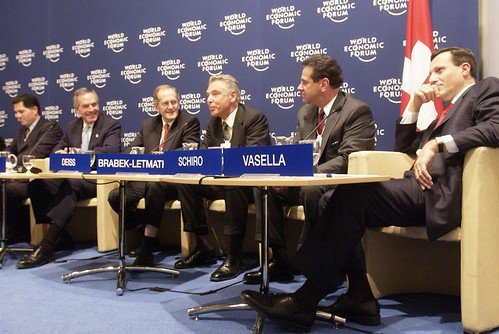 Annual Meeting 2003 of the World Economic Forum | DAVOS ...