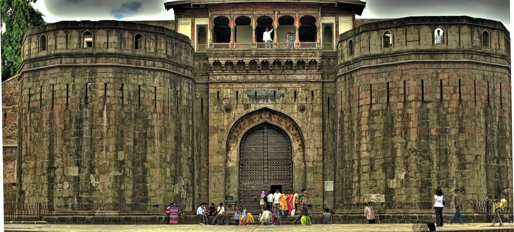 Image result for Shaniwarwada Fort