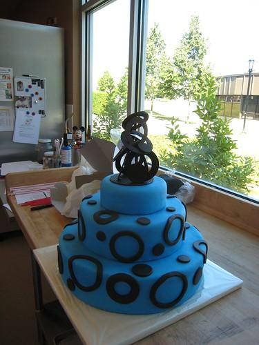 Vegan Wedding Cake Orange County