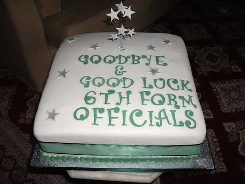 Goodbye Cake | by platypus1974