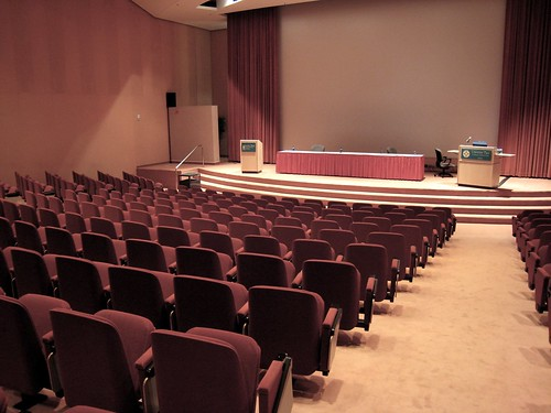 Auditorium | by cogdogblog