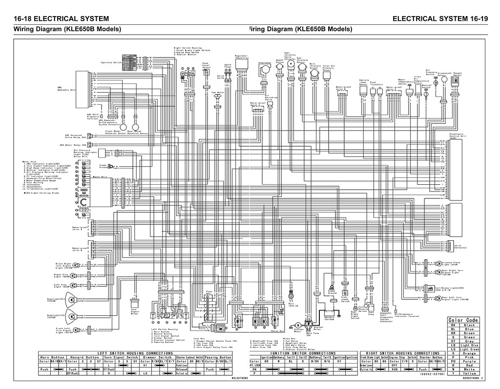 07 Kawasaki 650r Wiring Schematic Diagrams Box 2005 Prairie Diagram Versys Kle650 Itamar Bonneau Flickr 400