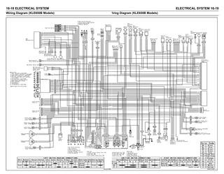 versys 650 wiring diagram kawasaki versys (kle650) '07 - wiring diagram | itamar ...