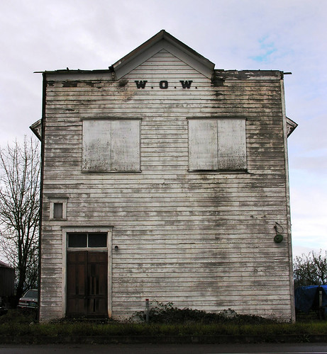 the WOW building - south of portland or | by Dave van Hulsteyn