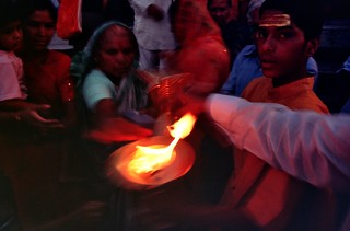 Ganga Aarti #3. India | by slow paths images