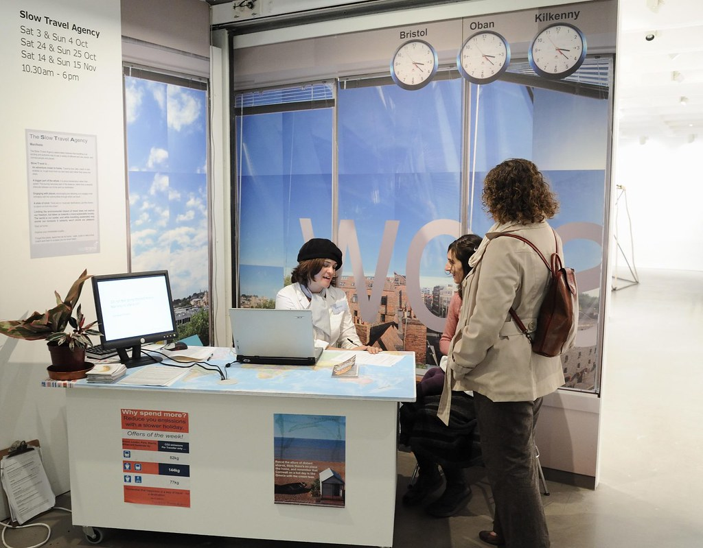 slow travel agency sustrans the slow travel agency presen flickr