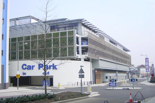 car park car park in the bristol harbourside james f. Black Bedroom Furniture Sets. Home Design Ideas