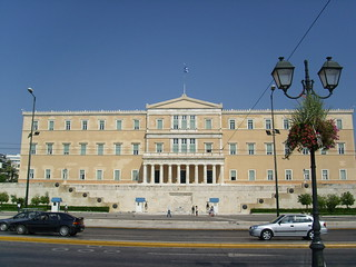 Le parlement place Syntagma | by hannah***