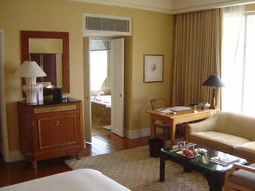 Ritz Carlton Room Decor