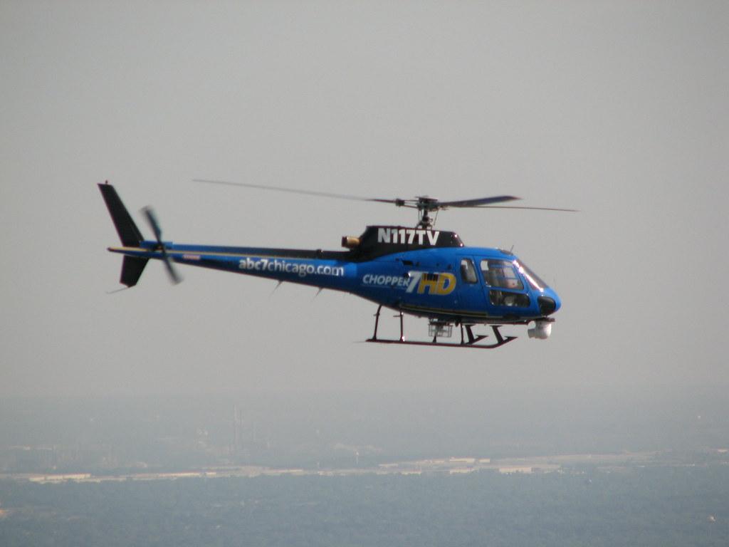 Chopper 7 WLS ABC7