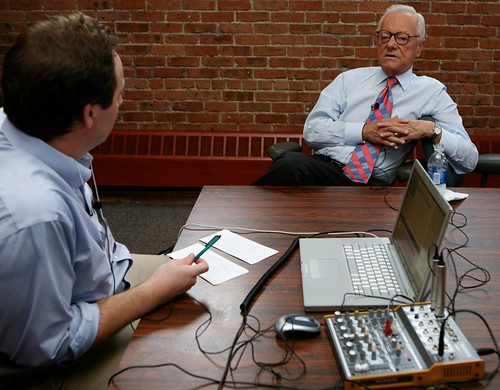 Podcast Interview With Bob Schieffer 8/26/07 | by Saint Anselm College