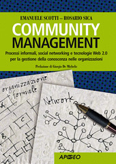 Scotti, Sica: Community management | by emanuelescotti