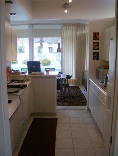 Condo Kitchen White Cabinets