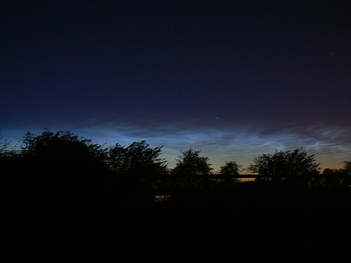 Noctilucent Clouds | by Nick Bramhall