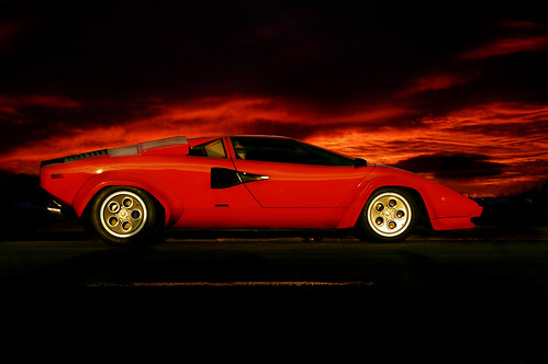 lamborghini countach | by Baby Skinz
