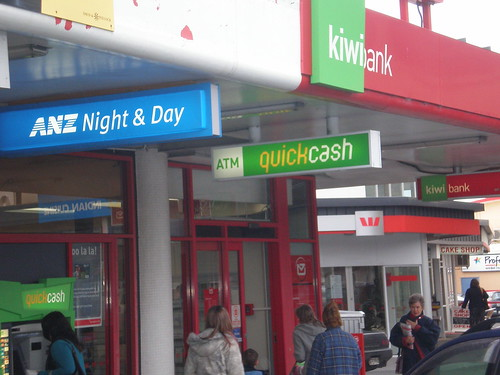 Paraparaumu Banks in a row | by Finsec