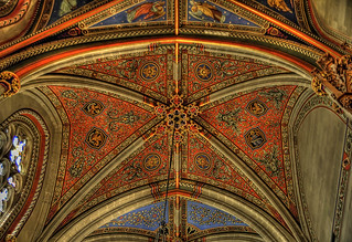 Cathedral Ceiling Geneva | by marcus3595
